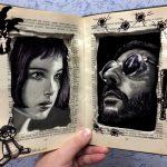 Кузбасский художник превращает книги в изобразительные бестселлеры