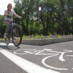 В Кемерове на Притомском планируют обустроить новые велодорожки