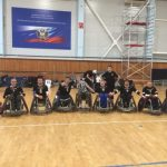Кузбасские регбисты-колясочники стали бронзовыми призёрами чемпионата России