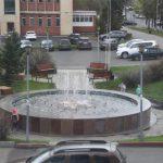 В Анжеро-Судженске расконсервировали фонтаны