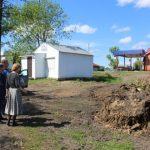 В кузбасском поселке на месте стихийной свалки появится парк