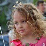В преддверии 300-летия Кузбасса в регионе выбрали мини-мисс Малинку