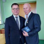 В преддверии 300-летия Кузбасса работников агропромышленного комплекса наградили медалями