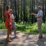 В Ленинске-Кузнецком преобразятся два парка: Пионерский и Здоровья