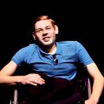 Охлобыстин в восторге от выступления новокузнечанина на конкурсе «Необыкновенные Люди»