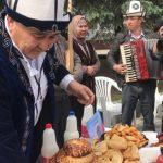 В Новокузнецке в День России проходит фестиваль национальных культур