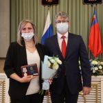 В Кузбассе наградили лучших работников легкой промышленности