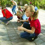 Детский отдых за полцены