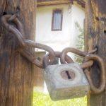Дверь под надёжный засов