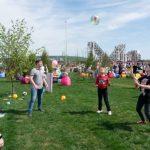 В Кемерове открылась творческая «Фестивальная улица»