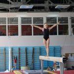 В честь 300-летия Кузбасса в Ленинске-Кузнецком проходит турнир по спортивной гимнастике