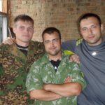 Сотрудники кемеровского СОБР «Символ» почтили память не вернувшихся из боя сослуживцев