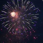 Празднование Дня города в Кемерове завершили 790 залпами фейерверка