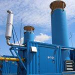 В Калтане запустили установки по утилизации метана и очистные сооружения