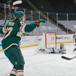 Болельщики признали Капризова лучшим европейским игроком НХЛ в этом сезоне