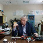 Роботехник из Юрги ищет инвесторов для создания робопомощника для инвалидов