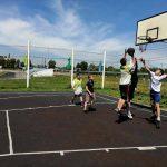 В Киселевске прошел городской турнир по стритболу
