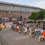 «Парковка» открывается у кемеровского драмтеатра