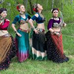 Кемеровские трайбл-девы сняли волшебный клип