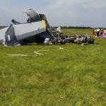 Выживший при крушении самолёта в Кузбассе рассказал детали трагедии