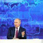 Прямая линия с президентом России: кто угрожал новокузнечанке за обращение к Владимиру Путину?