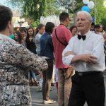 В Прокопьевске возобновляются танцевальные вечера у фонтана