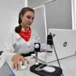 В Кузбассе открылся первый в 2021 году образовательный центр «Точка роста»