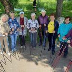 В Промышленновском округе пенсионеры разбудили свои спящие мышцы