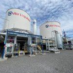 Новое кислородное производство открылось в Кузбассе