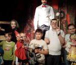 «Куклы добрые»: редакция «Кузбасса» подарила необыкновенным детям необыкновенную экскурсию