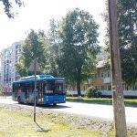 В Кемерове отменили несколько автобусных маршрутов