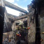Пожар в Анжеро-Судженске оставил без жилья 24 человека