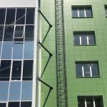 Новая инфекционная больница в Новокузнецке готовится к открытию