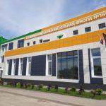 В Тайге готовится к открытию новая школа с бассейном