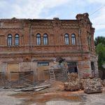 Власти рассказали о ходе работ по реконструкции музея в Гурьевске