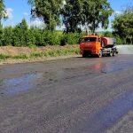 На разрезе «Березовский» внедрили новую систему долговременного подавления пыли