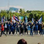 В Кузбассе стартовала международная студенческая стройка