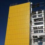 В Анжеро-Судженске подходит к концу строительство новой школы
