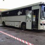 В Анжеро-Судженске прошли соревнования водителей автобусов