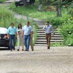 Глава Анжеро-Судженска объяснил, почему приостановлен ремонт дворов
