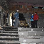 В Киселёвске начался капитальный ремонт киноконцертного зала «Россия»