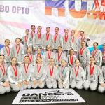 Танцевальный коллектив из Кузбасса выиграл чемпионат России