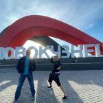 «Дискотека Авария» опубликовала видео из поездки в Кузбасс