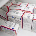 Запас антиковидных вакцин в Кузбассе составляет 160 тысяч доз