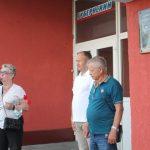 В Кемерове установили мемориальную доску в память о выдающихся хоккеистах – братьях Журавлёвых