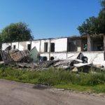 В Прокопьевске дети облюбовали заброшенной дом. Прокуратура проводит проверку