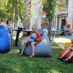 В Кемерове до конца каникул будут работать читальные залы под открытым небом