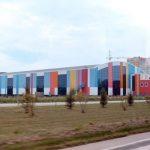 Илья Середюк опубликовал фото нового спорткомплекса в Кемерове изнутри