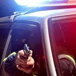 В Кузбассе пьяный водитель устроил погоню со стрельбой