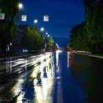 В Юрге заменили более 2000 уличных светильников